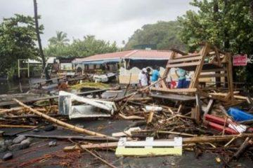 Huracán María, Puerto Rico