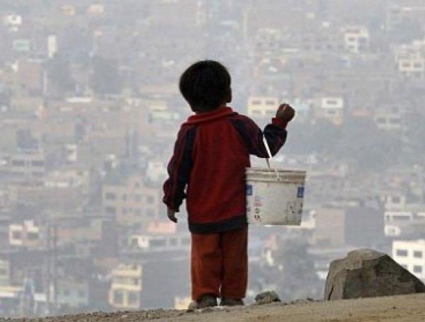 América Latina, pobreza