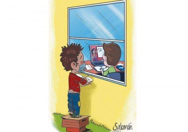 acceso a la educación virtualidad