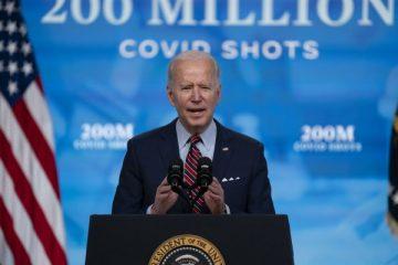 Joe Biden, presidente EEUU