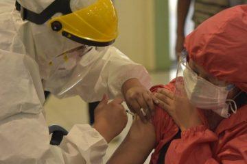 Vacunas anticovid Bolivia