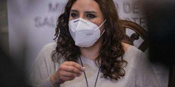 María Renee Castro Viceministra de Vigilancia Epidemiológica