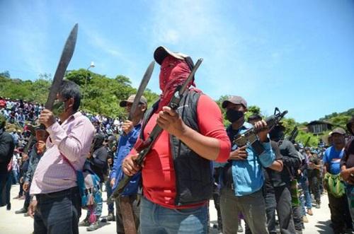 Autodefensas de México