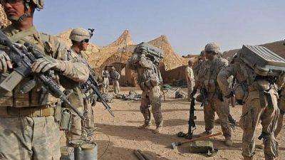 Afanistán, retiro de tropas norteamericanas
