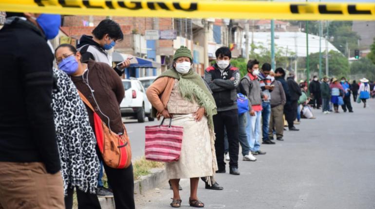 Pago bono universal Bolivia