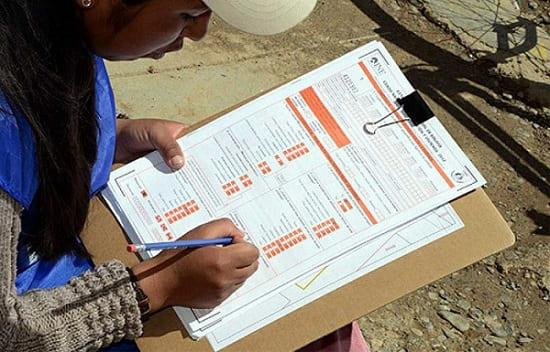 Censo de población y vivienda Bolivia