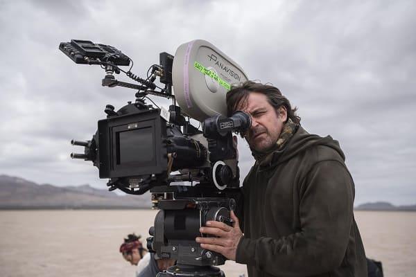 Lorenzo vigas director de cine venezolano