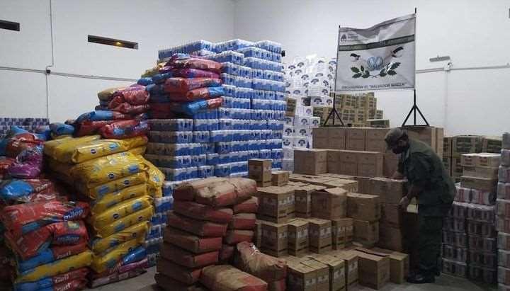 contrabando Bolivia Argentina