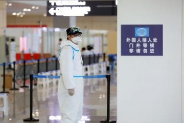 China aeropuerto Nanjing