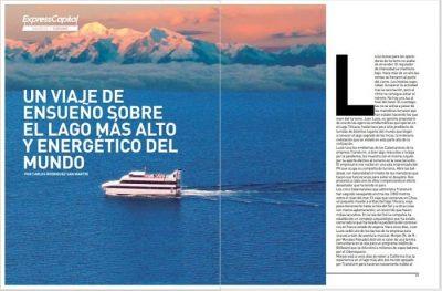 Turismo al Lago Titicaca