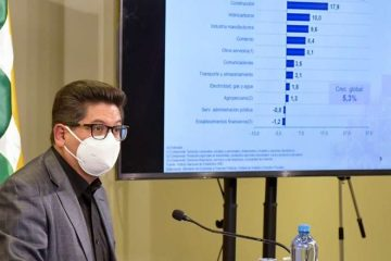Marcelo Montenegro explica indicadores económico