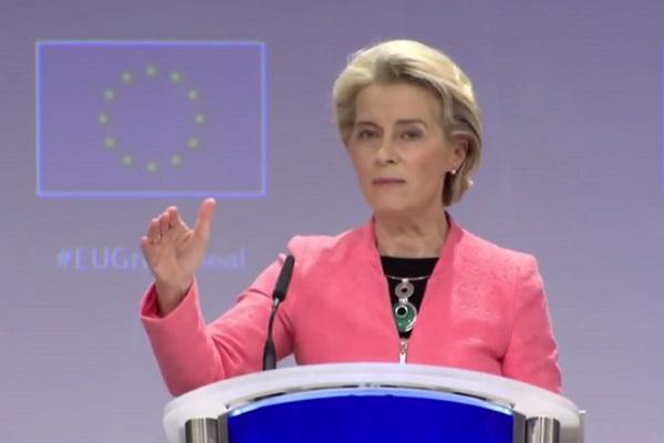 Pacto verde de la Unión Europea