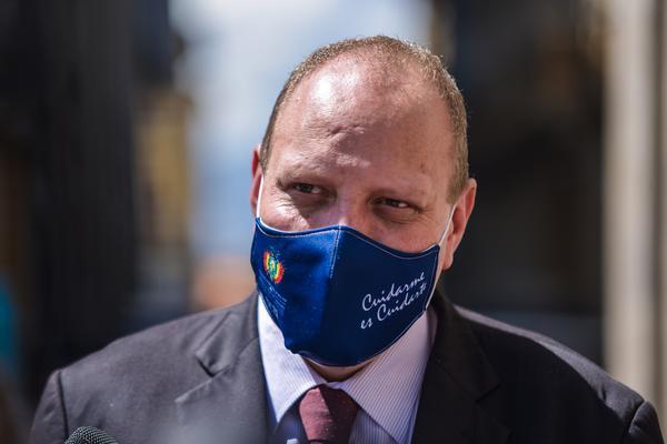 Benjamín Blanco viceministro comercio exterior