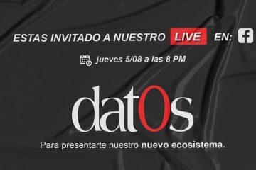 Revista dat0s digital invitación Life