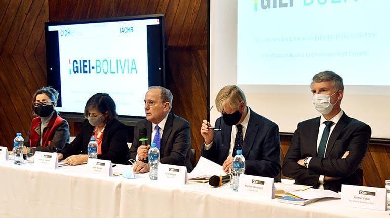 GIEI Bolivia 2020