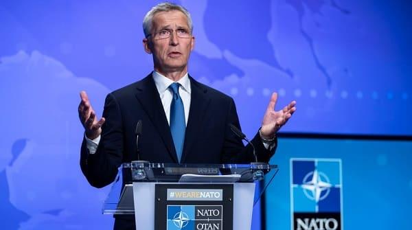 Jens Stoltenberg, secretario General OTAN
