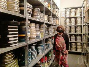 Cinemateca Boliviana Archivo Fílmico
