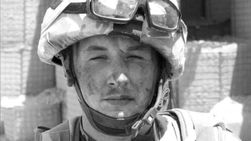Exmilitar muerto en Afganistán