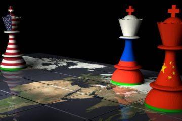 Afganistán geopolítica