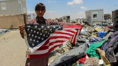 Afganistán, EEUU retira ejército