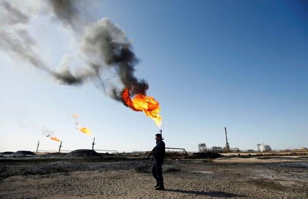 Cambio climático petroleras