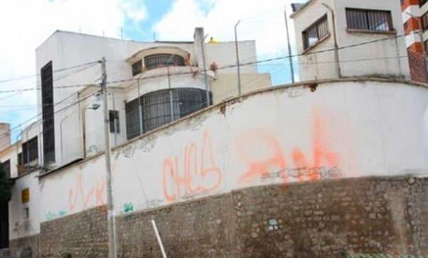 Cárcel Miraflores La Paz Bolivia
