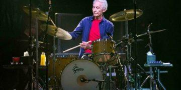 Charlie Watts, baterista Rolling Stones