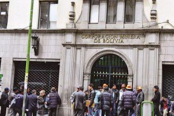 Comibol La Paz