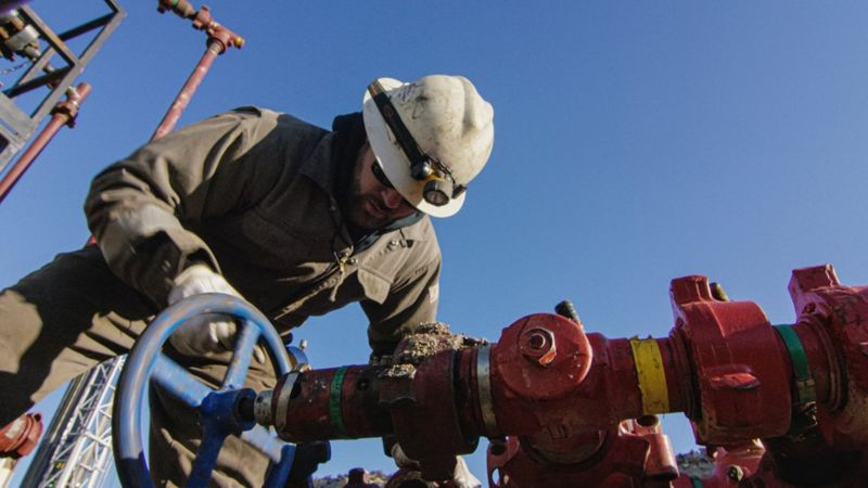 Ecuador actividad petrolera