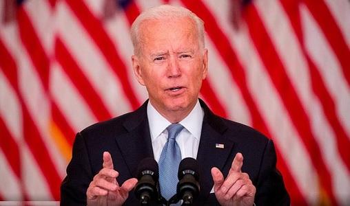 Joe Biden defiende salida de Afganistán