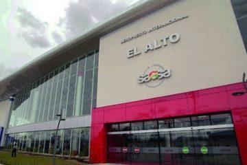 Aeropuerto El Alto