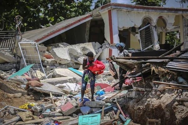 Haití terremoto agosto 2021