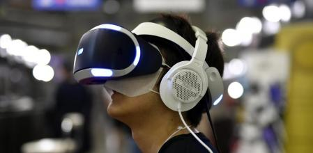 realidad virtual videojuegos