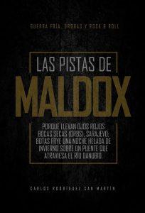 Libro Las pistas de Maldox