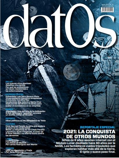 Revista dat0s Bolivia Edición 240