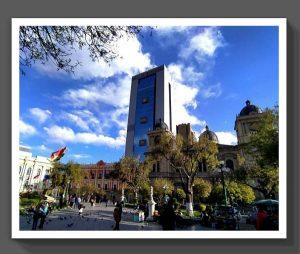 La Paz, Casa del Pueblo