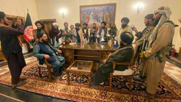 Afganistán, taliban