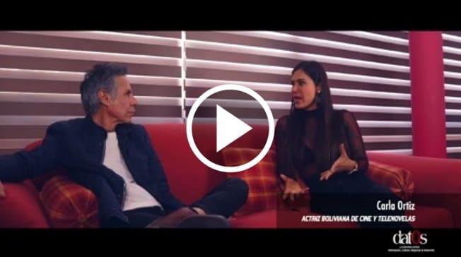 Carla Ortiz, entrevista Revista Dat0s Bolivia