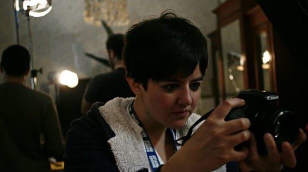 Yashira Jordán, cineasta boliviana