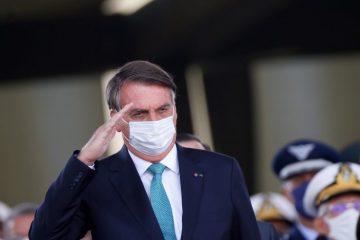 Jair Bolsonaro, presidente Brasil