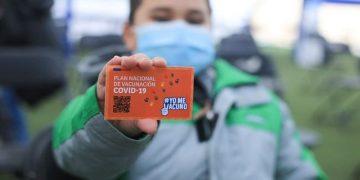 Chile vacuna anticovid a niños
