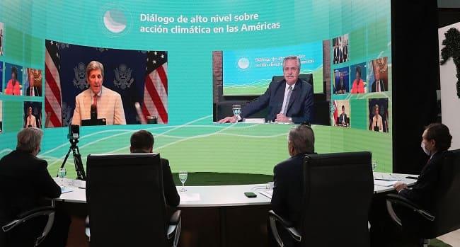 Latinoamérica Cumbre Cambio climático 2021