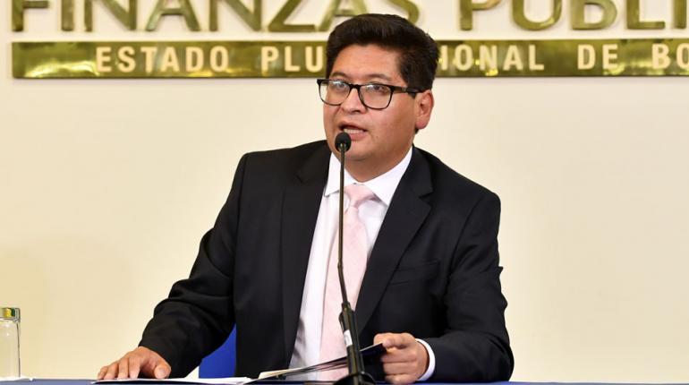 Marcelo Montenegro, ministro de economía