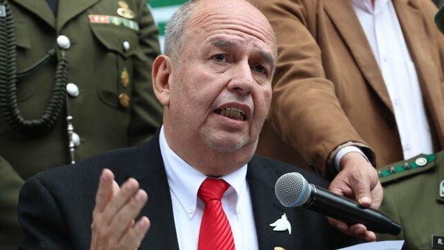 Arturo Murillo, exministro gobierno