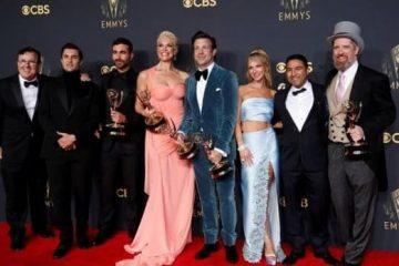 Premios Emmy 2021, elenco Ted Lasso