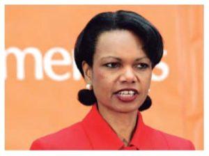 Codoleezza Rice