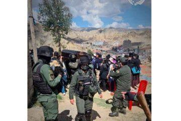 Presunto feminicidio, Callapa, La Paz