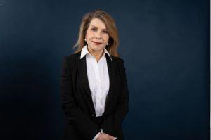 Carmen Reinhart, economista jefe del Banco Mundial