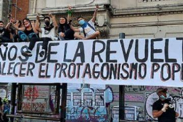 Chile protestas sociales
