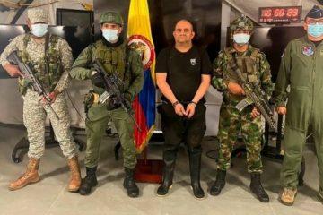 Dairo Antonio Úsuga (otoniel) narcotráfico Colombia